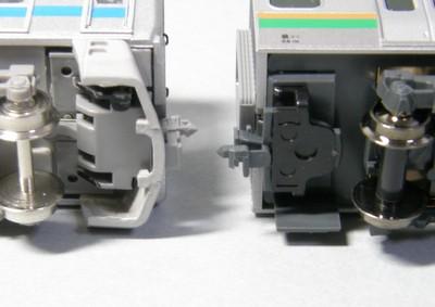 1.Nゲージの連結方式